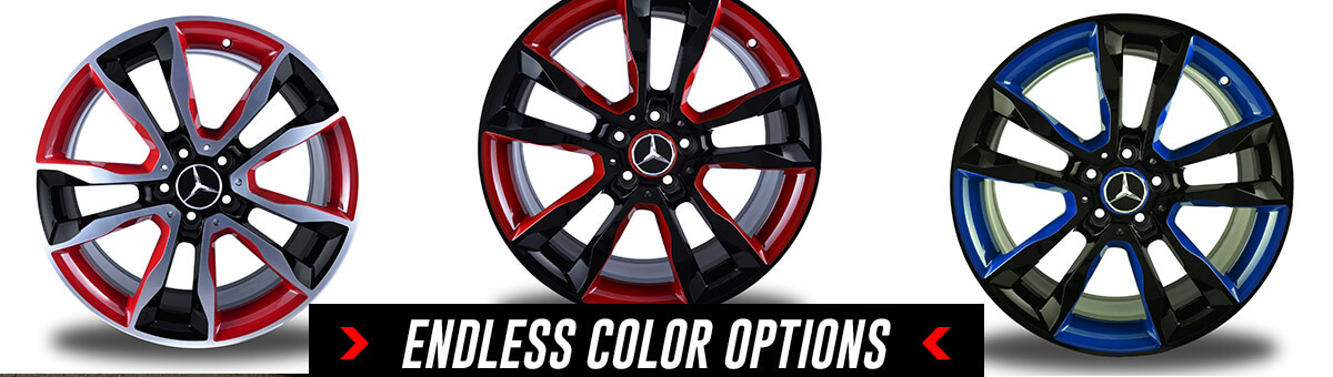 custom color wheels